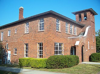 National Register of Historic Places listings in Washington County, Florida - Image: Chipley City Hall 01