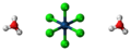 Chloroplatinic acid 3D ball.png
