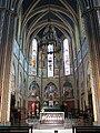 Choeur de l'église de Tartas.JPG