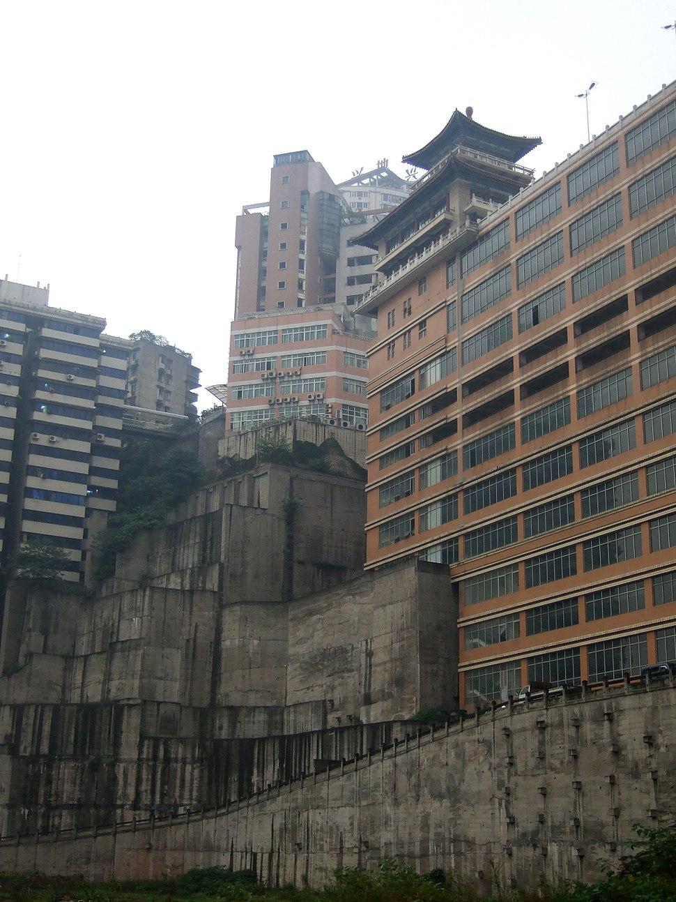 Chongqing (west)