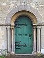 Christ Church, East Stour - Door - geograph.org.uk - 475203.jpg