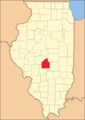 Christian County Illinois 1839.png