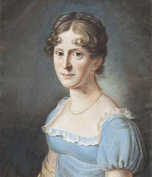 Johannes Theodorus Suhr -  Christine Caroline Andrea Suhr