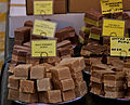 Christmas market fudge (8264086400).jpg