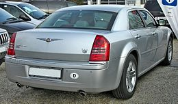 Chrysler 300C 20090301 rear.jpg