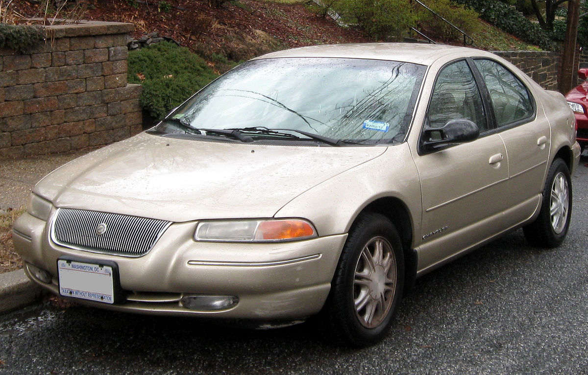 Chrysler Cirrus Wikipedia 97 Plymouth Voyager Engine Diagram