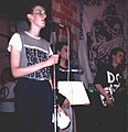 Chumbawamba Luton Library May 1985.jpg