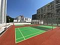 Chun Yeung Estate Level 1 podium Badminton Court 202010.jpg