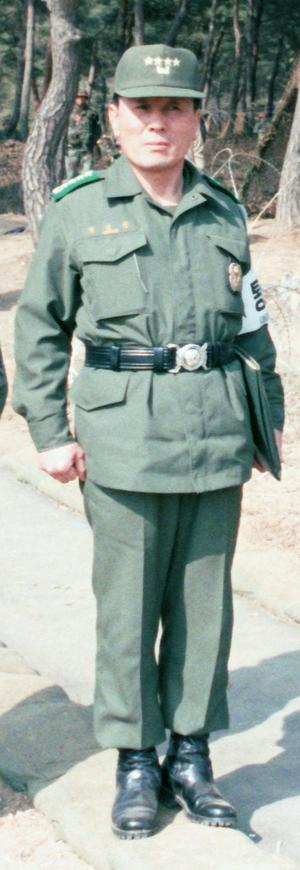 Chung Ho-yong - Image: Chung Ho Yong 1985 3 22