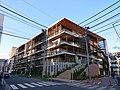 Chuo City Chuo Elementary School, at Minato, Chuo, Tokyo (2019-01-02) 03.jpg