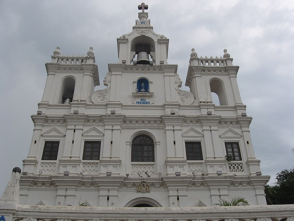 Church of Immaculate Conception, Panjim 1