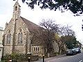 Church of St. Matthew, Borstal - geograph.org.uk - 1057805.jpg