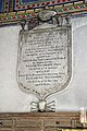 Church of St Andrew, Nuthurst; Joseph Tuder of Sedgwick Park memorial.jpg