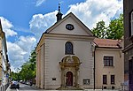 Church of the Divine Mercy, 1 Bozego Milosierdzia street, Smolensko, Krakow.jpg