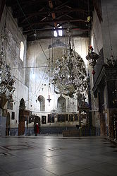 Church of the Nativity interior 2010 11.jpg