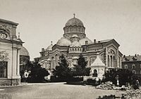 Church of the Resurrection of Christ in the Coastal Monastery of St. Sergius near St.Petersburg, 1870.jpg