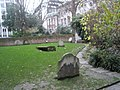 Churchyard of St Anne and St Agnes - geograph.org.uk - 643325.jpg