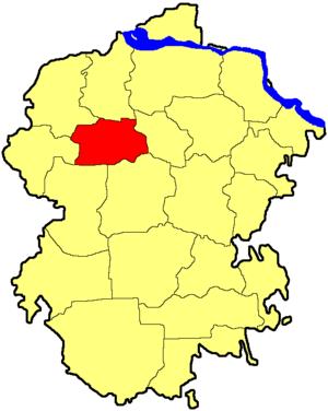 Alikovsky District