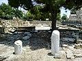 Chypre Paphos Chrysopolotissa Eglise Franciscaine Pilier Saint Paul - panoramio.jpg