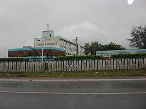 Bouaké - University hospital complex of Bouaké