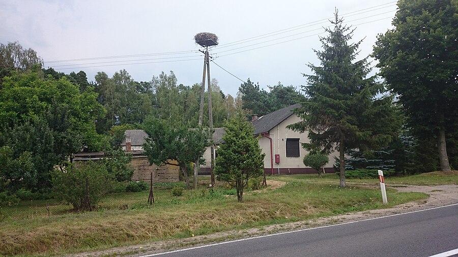 Łazy, Żuromin County