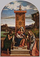 Cima da Conegliano - The Madonna and Child with Sts John the Baptist and Mary Magdalen - WGA04911.jpg