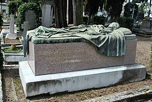 Elizabeth Boott - Cimitero degli Allori, Elizabeth Boott