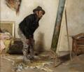 Ciociaro enters Lonza's studio - Antonio Lonza.png