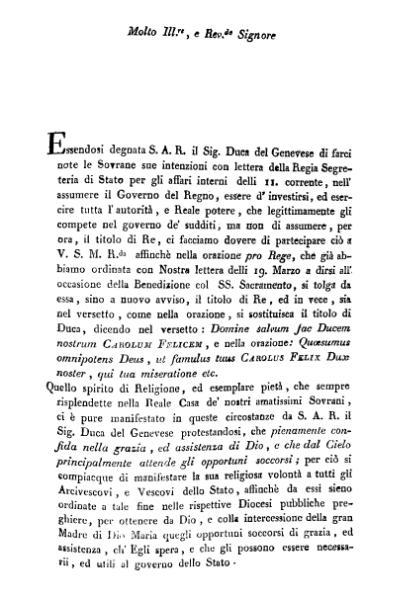 File:Circolare 12 aprile 1821 (Faà di Bruno).djvu