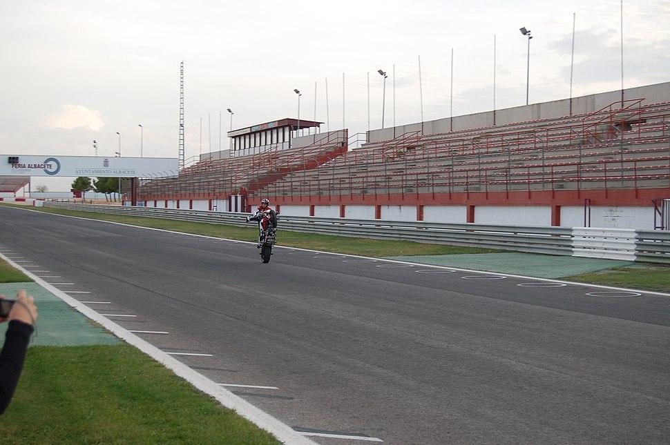 Albacete Circuit : Albacete howling pixel