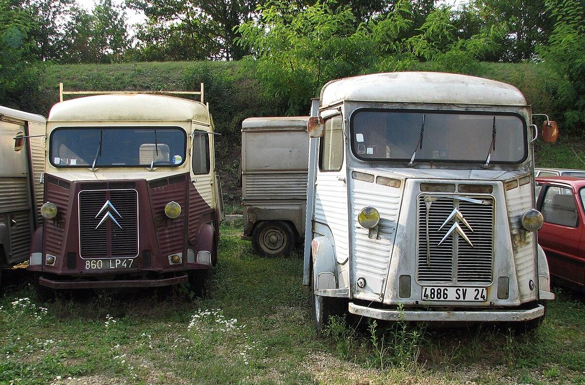 File:Citroën Type H vans, France (4016827838).jpg - Wikimedia Commons