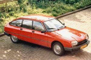 Citroën GS - 1983 Citroën GSA Spécial