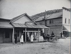 City Meat Market, 1889