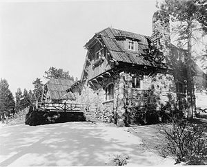 Jacques Benedict - Image: City and County of Denver Wayside House, Rocky Mts. Langer Cooper
