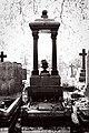 City of London Cemetery Central Avenue Fleet monument 1a DXO FilmPack Ilford Pan F Plus 50 Silent movie preset.jpg
