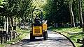 City of London Cemetery Thwaites maintenance vehicle 1.jpg
