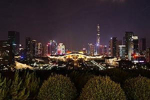 Shenzhen - Wikitravel