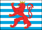 Civil Ensign of Luxembourg (bordered).png