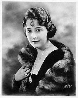 Clara Kimball Young American actress and film producer