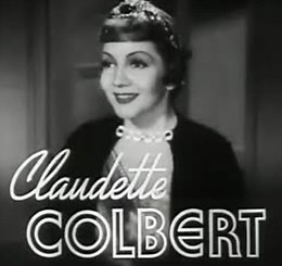 Claudette Colbert in Tovarich trailer 2.jpg