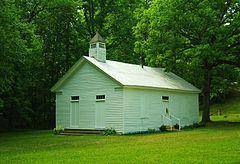 Clear Springs Cumberland Presbyterian Church - Wikipedia
