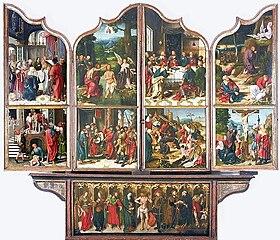 Saint Reinhold Altar