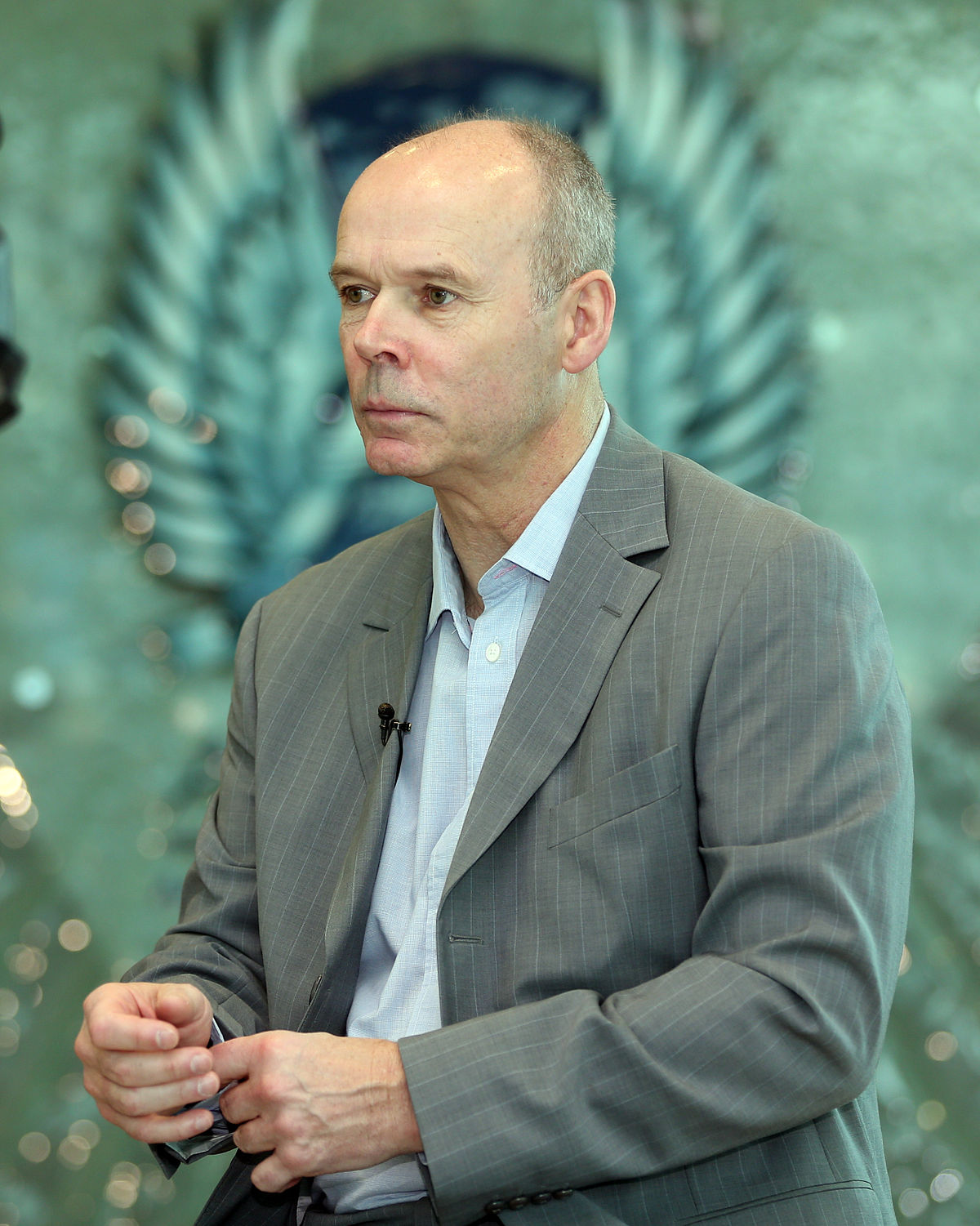 Clive Woodward - Wikipedia