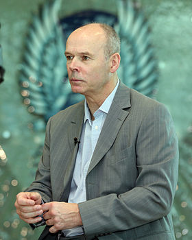 Clive Woodward (2013)
