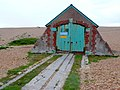 Coastguard hut, Chesil Beach - geograph.org.uk - 1286394.jpg
