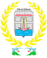 Coat of arms of Djibouti City