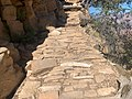Cobblestones on the Grandview Trail, Grand Canyon.jpg