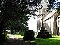 Coddington churchyard - geograph.org.uk - 947514.jpg