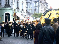 Coimbra Queima das Fitas