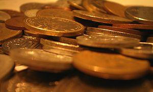 Slovenčina: mince English: coins